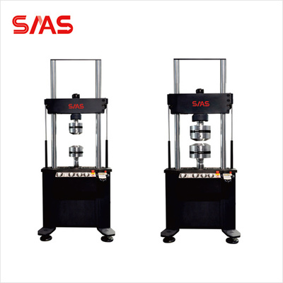 Electro hydraulic servo dynamic and static universal testing machine