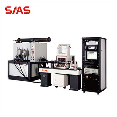 Electro hydraulic servo torsional fatigue testing machine