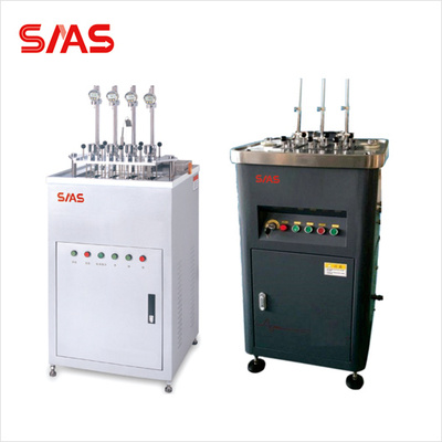 Vicat hot deformation tester